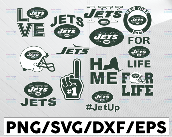 WTMETSY13012021 01 22 Vectorency New York Jets, New York Jets SVG, New York Jets clipart, New York Jets cricut, NFL teams SVG, Football Teams SVG PNG DXF EPS