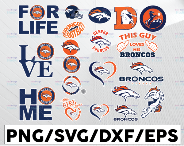 WTMETSY13012021 01 9 Vectorency Denver Broncos, Denver Broncos SVG, Denver Broncos clipart, Denver Broncos cricut, NFL teams SVG, Football Teams SVG, PNG DXF, EPS