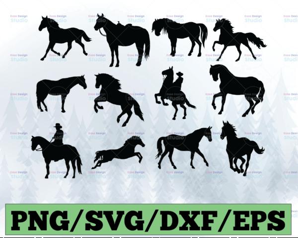 WTMETSY13012021 03 27 Vectorency Horse SVG   Horse SVG Bundle  Horse Cut File  Horse Silhouette  Horse Vector  Horse Clipart  Horse Designs Svg  Animals Svg  Animal Cut File