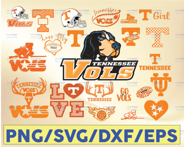 WTMETSY16032021 09 18 Vectorency Tennessee Vols, Tennessee Vols SVG, Tennessee Vols clipart, Tennessee Vols cricut, Football SVG, NCAA Sports SVG PNG DXF EPS