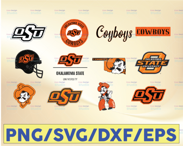 WTMETSY16032021 09 48 Vectorency Oklahoma State Cowboys Football SVG, Oklahoma State Cowboys Football Clipart, Oklahoma State Cowboys Football cricut, Football SVG, NCAA Sports SVG, PNG DXF
