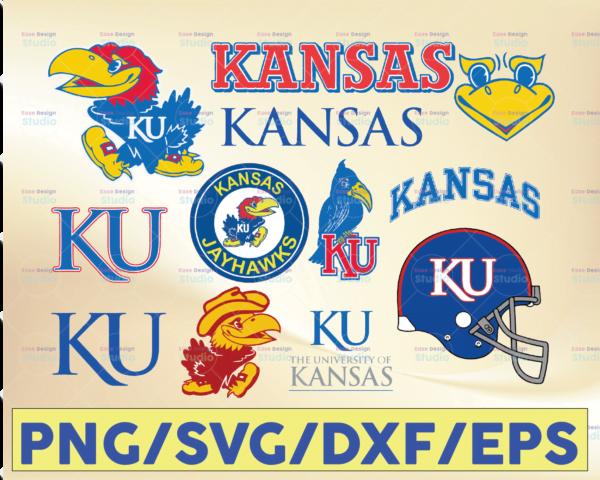 WTMETSY16032021 09 9 Vectorency Kansas Jayhawks, Kansas Jayhawks SVG, Kansas Jayhawks clipart, Kansas Jayhawks cricut, Football SVG, NCAA Sports SVG PNG DXF EPS