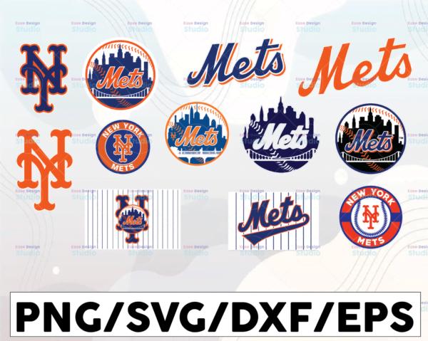 WTMETSY16032021 1 01 13 Vectorency New York Mets SVG Cut Files, SVG Files, Baseball Clipart, Cricut NY Mets Cutting Files, Baseball DXF, Clipart, Instant Download