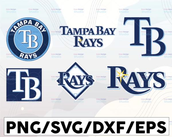 WTMETSY16032021 1 01 22 Vectorency Tampa Bay Rays SVG Cut Files, SVG Files, Baseball Clipart, Cricut Tampa Bay Rays Cutting Files, Baseball DXF, Clipart, Instant Download