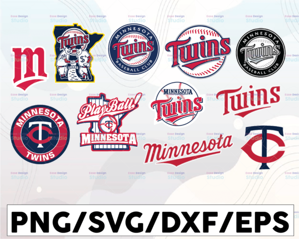 WTMETSY16032021 1 01 23 Vectorency Minnesota Twins SVG Cut Files, SVG Files, Baseball Clipart, Cricut Minnesota Twins Cutting Files, Baseball DXF, Clipart, Instant Download