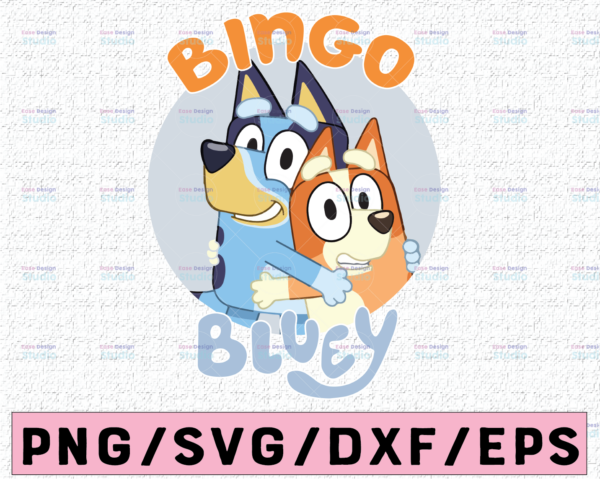 WTMETSY16122020 02 56 Vectorency Bluey PNG, The Heeler Family PNG, Blue Heeler Cartoon Dog Family, Kawaii Dog PNG, Doggy PNG, Funny Bluey PNG