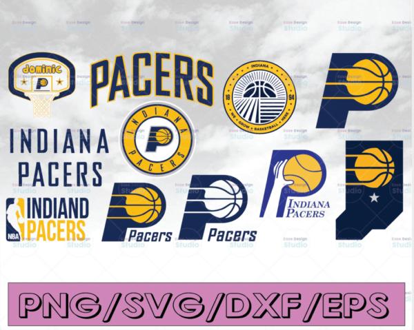 WTMETSY16122020 04 13 Vectorency NBA Indiana Pacers SVG, NBA Teams Logo Bundle SVG, NBA Teams SVG, Basketball SVG, clipart SVG, PNG, DXF