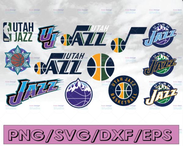 WTMETSY16122020 04 9 Vectorency Utah Jazz, Utah Jazz SVG, Basketball Bundle SVG, SVG, PNG, DXF, EPS, Cricut ,SVG, Cutouts, Basketball Decals Logos