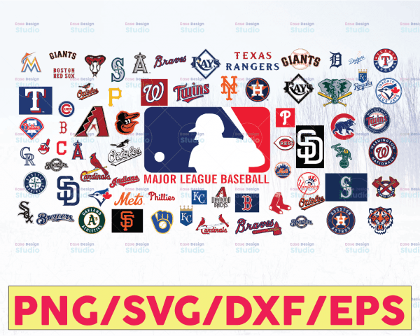 WTMETSY16122020 05 55 Vectorency MLB Team Logos SVG - Baseball SVG - MLB Svg - All MLB Teams Svg - MLB Logo SVG - Baseball SVG - Baseball Teams SVG - Cut File