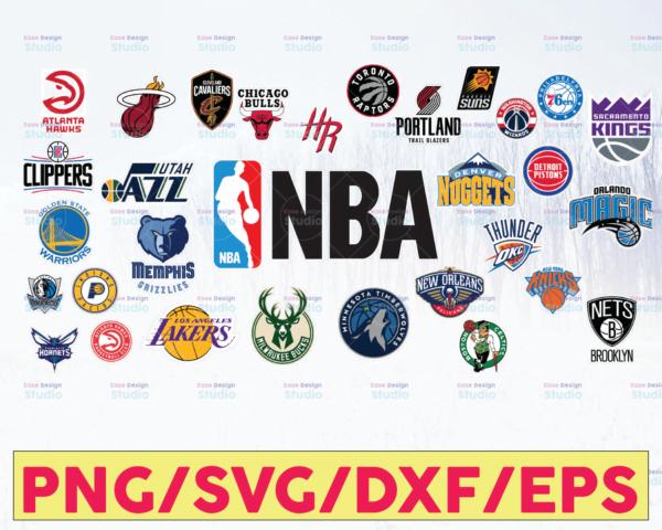WTMETSY16122020 05 59 Vectorency NBA Logo SVG Bundle, NBA SVG, Basketball SVG, PNG, SVG, JPG, EPS, DXF, Digital Download, Digital Design