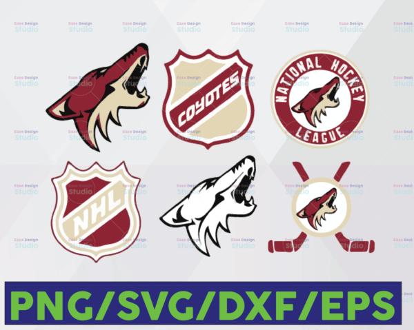 WTMETSY16122020 06 1 Vectorency Arizona Coyotes SVG, DXF, PNG, EPS, NHL SVG, Hockey Cricut, Hockey SVG, Download - Cut File, Clipart - Cricut - Silhouette Cameo, Hockey Logo