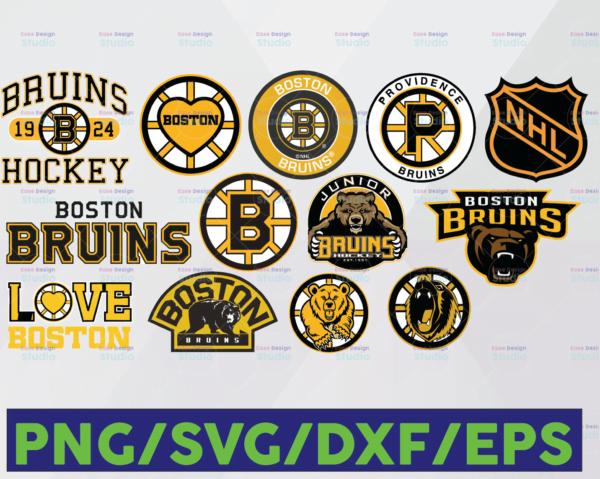 WTMETSY16122020 06 2 Vectorency Boston Bruins SVG, Bruins SVG, NHL SVG, Hockey Cricut, Download - Cut File, Clipart - Cricut Explorer - Silhouette Cameo, Hockey Logo SVG