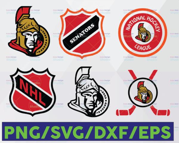 WTMETSY16122020 06 20 Vectorency Ottawa Senators SVG NHL SVG Hockey Logo SVG Files Cut Files Vector Cut File Hockey SVG Sport Logo SVG Silhouette Cameo Instant Download