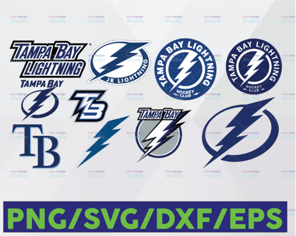 WTMETSY16122020 06 25 Vectorency Tampa Bay Lightning SVG, Lightning SVG, NHL SVG, Hockey Cricut, Download - Cut File, Clipart - Cricut Explorer -Silhouette Cameo, Hockey Logo