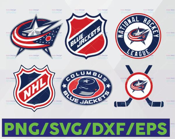 WTMETSY16122020 06 8 Vectorency Columbus Blue Jackets SVG, Blue Jackets SVG, NHL SVG, Hockey Cricut, Download - Cut File, Clipart -Cricut Explorer -Silhouette Cameo, Hockey