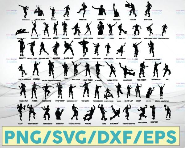 WTMETSY20052021 10 6 Vectorency Fortnite Bundle SVG, Fortnite SVG, Fortnite SVG PNG Cut File, Cricut cut file, Printable artwork,Vector logo clipart Download