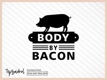 body by bacon