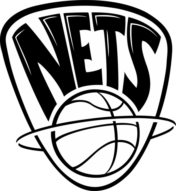 brooklyn nets 16 Vectorency Brooklyn Nets SVG Files For Silhouette, Files For Cricut, SVG, DXF, EPS, PNG Instant Download.