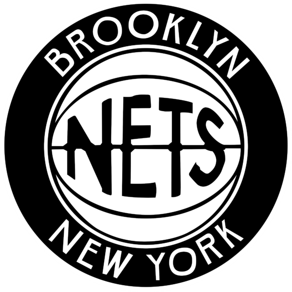 brooklyn nets 19 Vectorency Brooklyn Nets SVG Files For Silhouette, Files For Cricut, SVG, DXF, EPS, PNG Instant Download.