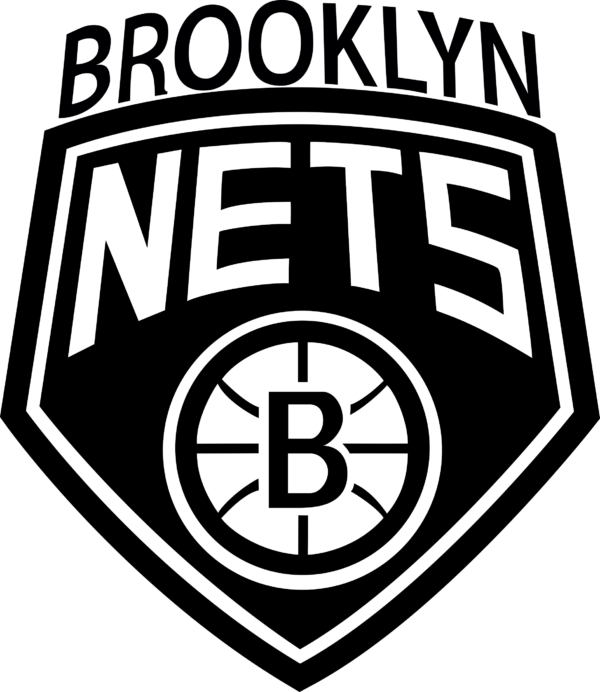 brooklyn nets 20 Vectorency Brooklyn Nets SVG Files For Silhouette, Files For Cricut, SVG, DXF, EPS, PNG Instant Download.
