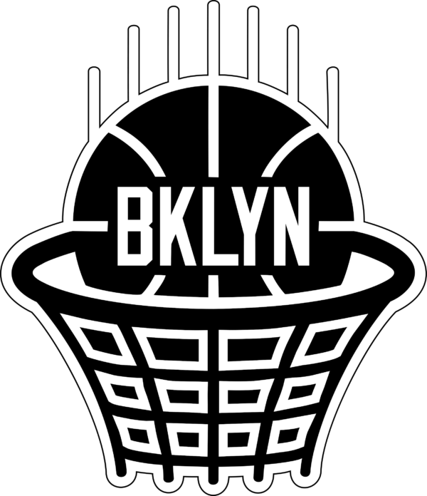 brooklyn nets 21 Vectorency Brooklyn Nets SVG Files For Silhouette, Files For Cricut, SVG, DXF, EPS, PNG Instant Download.