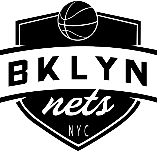 brooklyn nets 22 Vectorency Brooklyn Nets SVG Files For Silhouette, Files For Cricut, SVG, DXF, EPS, PNG Instant Download.
