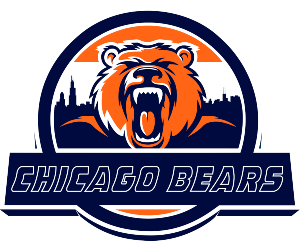chicago bears 12 Vectorency Chicago Bears SVG Files For Silhouette, Files For Cricut, SVG, DXF, EPS, PNG Instant Download. Chicago Bears SVG, SVG Files For Silhouette, Files For Cricut, SVG, DXF, EPS, PNG Instant Download