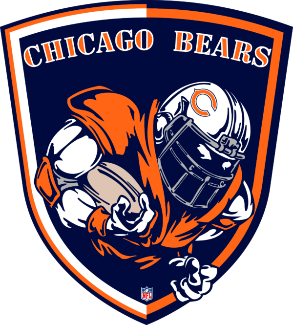 chicago bears 14 Vectorency Chicago Bears SVG Files For Silhouette, Files For Cricut, SVG, DXF, EPS, PNG Instant Download. Chicago Bears SVG, SVG Files For Silhouette, Files For Cricut, SVG, DXF, EPS, PNG Instant Download