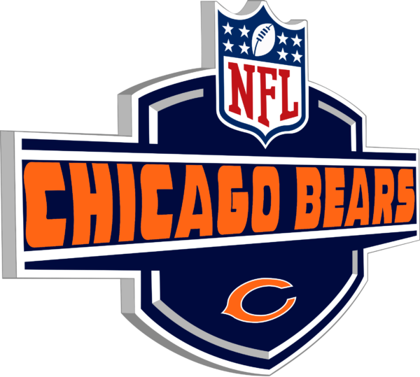 chicago bears 19 Vectorency Chicago Bears SVG Files For Silhouette, Files For Cricut, SVG, DXF, EPS, PNG Instant Download. Chicago Bears SVG, SVG Files For Silhouette, Files For Cricut, SVG, DXF, EPS, PNG Instant Download