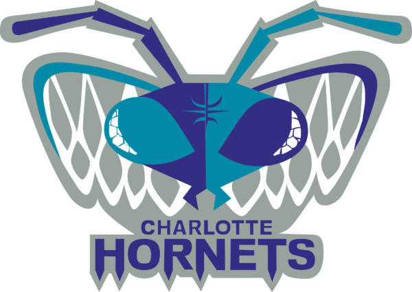hornets 09 Vectorency Charlotte Hornets SVG, SVG Files For Silhouette, Files For Cricut, SVG, DXF, EPS, PNG Instant Download.