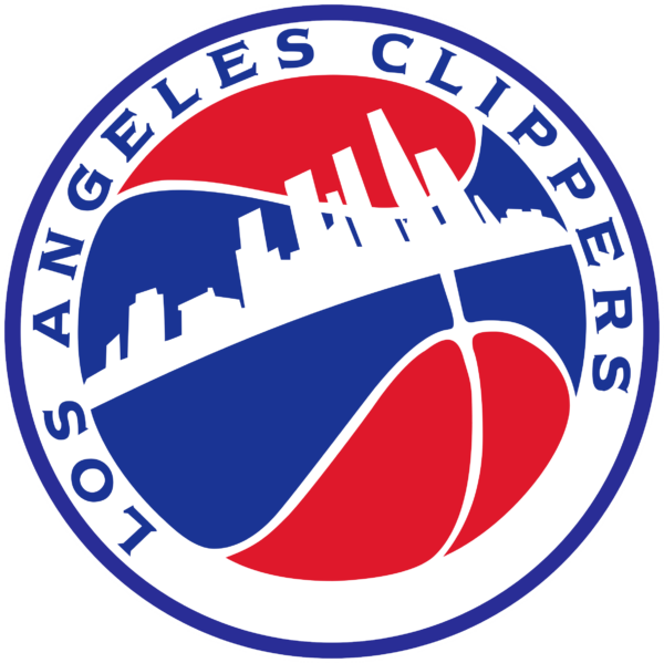 la clippers 15 Vectorency Los Angeles Clippers SVG Files For Silhouette, Files For Cricut, SVG, DXF, EPS, PNG Instant Download