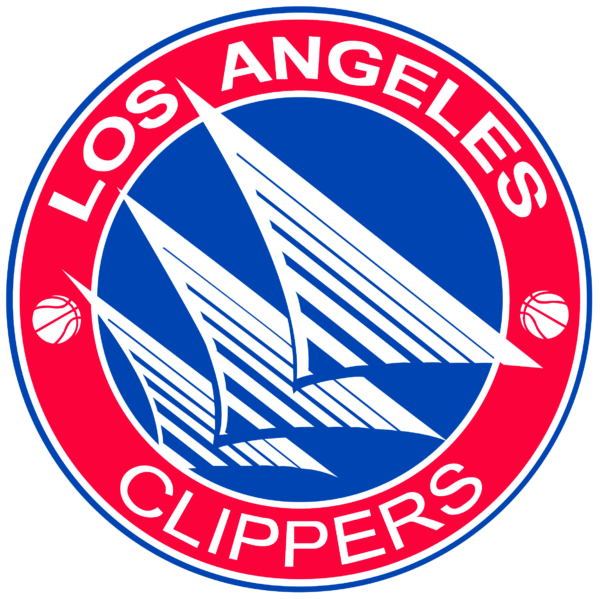 la clippers 18 Vectorency Los Angeles Clippers SVG Files For Silhouette, Files For Cricut, SVG, DXF, EPS, PNG Instant Download