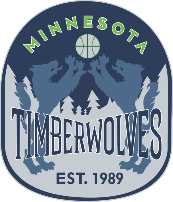 m timberwolves 12 Vectorency Minnesota Timberwolves SVG Files For Silhouette, Files For Cricut, SVG, DXF, EPS, PNG Instant Download.
