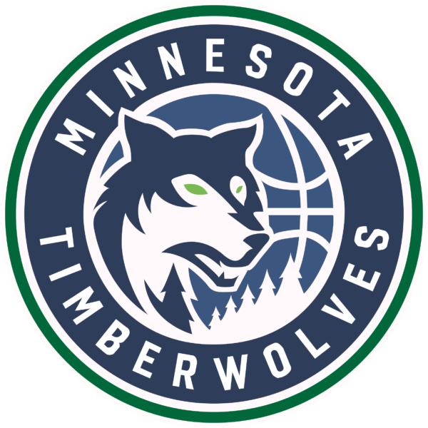 m timberwolves 13 Vectorency Minnesota Timberwolves SVG Files For Silhouette, Files For Cricut, SVG, DXF, EPS, PNG Instant Download.