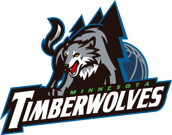 m timberwolves 14 Vectorency Minnesota Timberwolves SVG Files For Silhouette, Files For Cricut, SVG, DXF, EPS, PNG Instant Download.