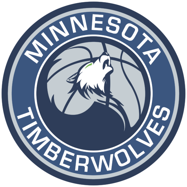 m timberwolves 16 Vectorency Minnesota Timberwolves SVG Files For Silhouette, Files For Cricut, SVG, DXF, EPS, PNG Instant Download.