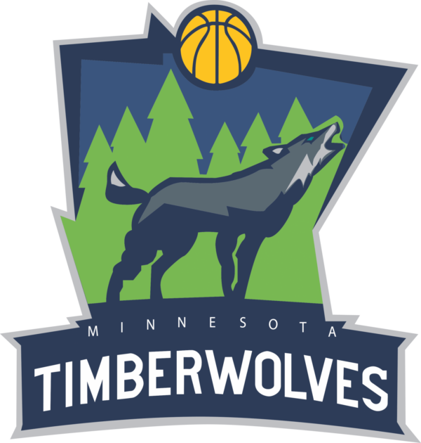 m timberwolves 19 Vectorency Minnesota Timberwolves SVG Files For Silhouette, Files For Cricut, SVG, DXF, EPS, PNG Instant Download.