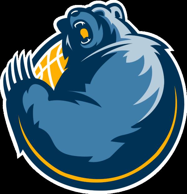 memphis grizzlies 17 Vectorency Memphis Grizzlies SVG Files For Silhouette, Files For Cricut, SVG, DXF, EPS, PNG Instant Download.