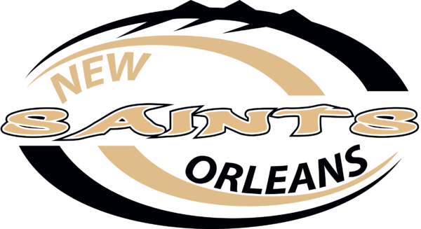 new orleans saints 05 Vectorency New Orleans Saints SVG, SVG Files For Silhouette, Files For Cricut, SVG, DXF, EPS, PNG Instant Download.