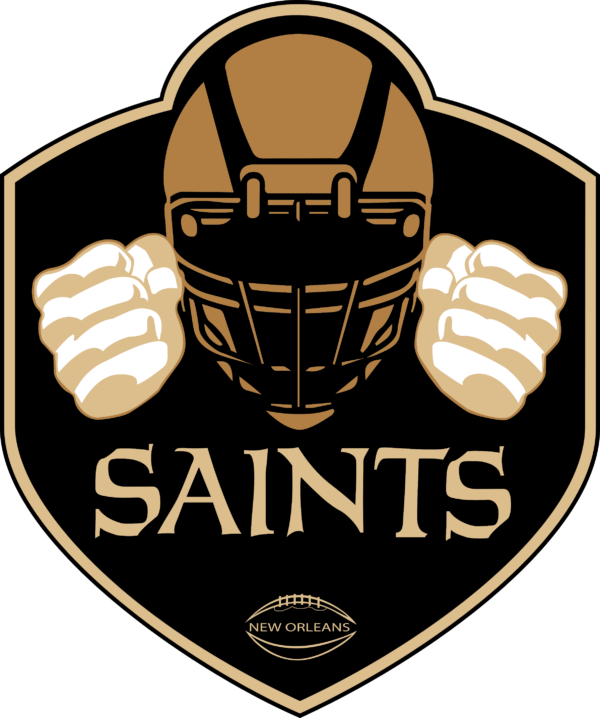 new orleans saints 21 Vectorency New Orleans Saints SVG, SVG Files For Silhouette, Files For Cricut, SVG, DXF, EPS, PNG Instant Download.