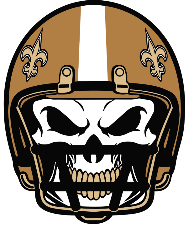 new orleans saints 22 Vectorency New Orleans Saints SVG, SVG Files For Silhouette, Files For Cricut, SVG, DXF, EPS, PNG Instant Download.