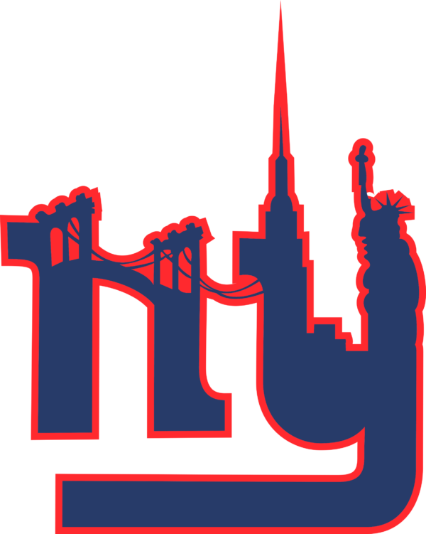 new york giants 06 Vectorency New York Giants SVG, SVG Files For Silhouette, Files For Cricut, SVG, DXF, EPS, PNG Instant Download.