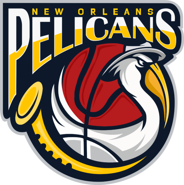 no pelicans 15 Vectorency New Orleans Pelicans SVG Files For Silhouette, Files For Cricut, SVG, DXF, EPS, PNG Instant Download.