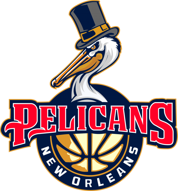 no pelicans 17 Vectorency New Orleans Pelicans SVG Files For Silhouette, Files For Cricut, SVG, DXF, EPS, PNG Instant Download.