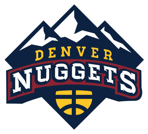 nuggets 06 Vectorency Denver Nuggets SVG Files For Silhouette, Files For Cricut, SVG, DXF, EPS, PNG Instant Download.