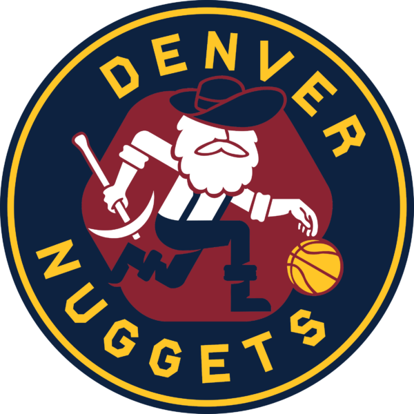 nuggets 16 Vectorency Denver Nuggets SVG Files For Silhouette, Files For Cricut, SVG, DXF, EPS, PNG Instant Download.
