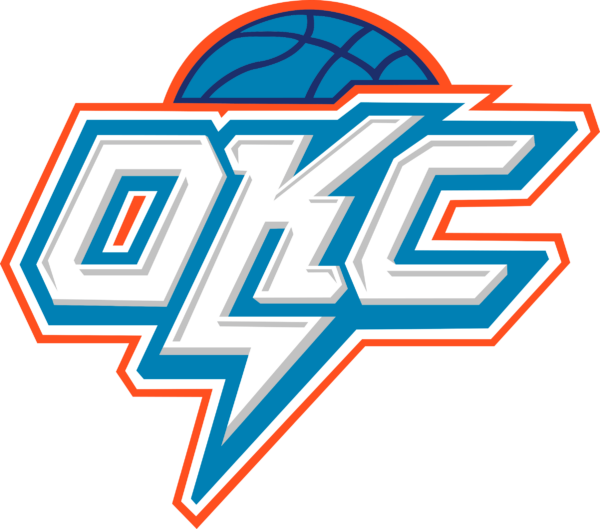 oklahoma c thunder 09 Vectorency Oklahoma City Thunder SVG Files For Silhouette, Files For Cricut, SVG, DXF, EPS, PNG Instant Download.