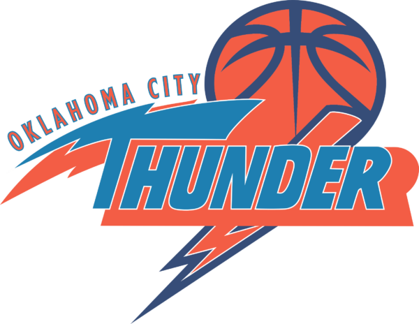 oklahoma c thunder 10 Vectorency Oklahoma City Thunder SVG Files For Silhouette, Files For Cricut, SVG, DXF, EPS, PNG Instant Download.