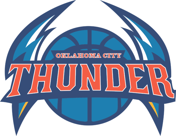oklahoma c thunder 11 Vectorency Oklahoma City Thunder SVG Files For Silhouette, Files For Cricut, SVG, DXF, EPS, PNG Instant Download.
