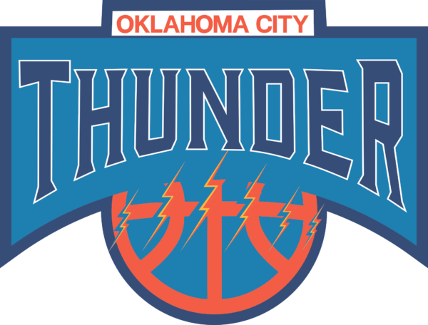 oklahoma c thunder 13 Vectorency Oklahoma City Thunder SVG Files For Silhouette, Files For Cricut, SVG, DXF, EPS, PNG Instant Download.